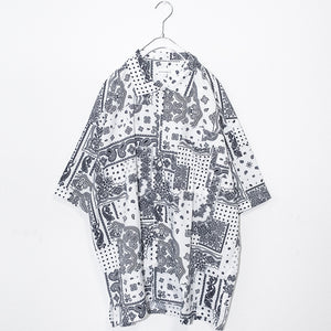 Bandana BIG S/S Shirt (Black)