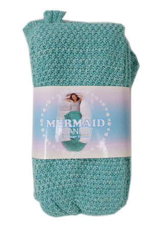 【SALE】Mermaid Tail Blanket - YOU ARE MY POISON
