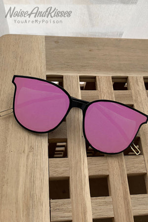 Mirror Sunglass (4 color)