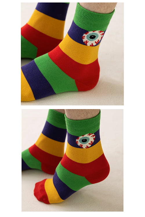 MISHKA Four Seasons Crew Socks (MAW193305)