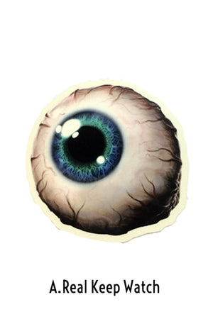 MISHKA Single Sticker