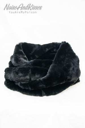 Moco Fur Snood (3 Colors)