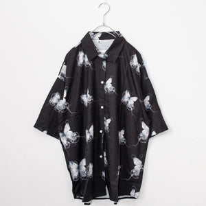 Butterfly S/S Shirt (Black)