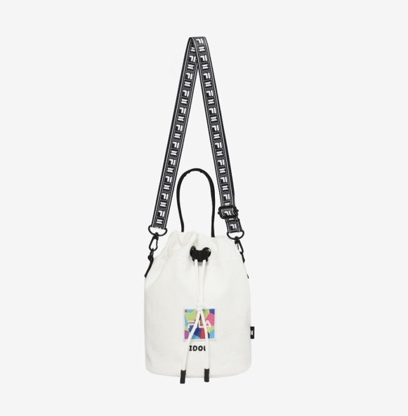 BTS x FILA Love Yourself IDOL Bucket Bag (2 color)