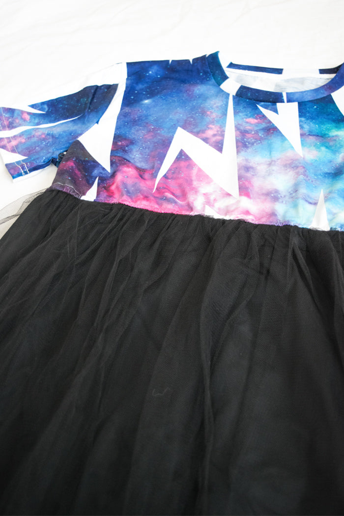 Original Mini Tulle Skirt Dress (4 Types)