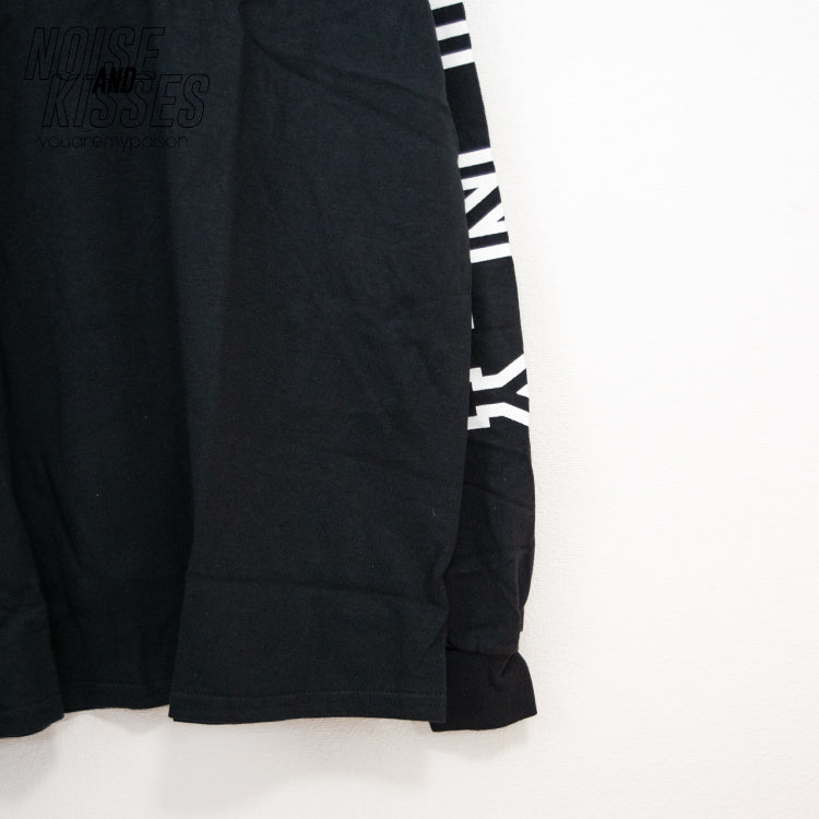 PONY Flag Pony L/S T-shirt P19LT01 (Black)