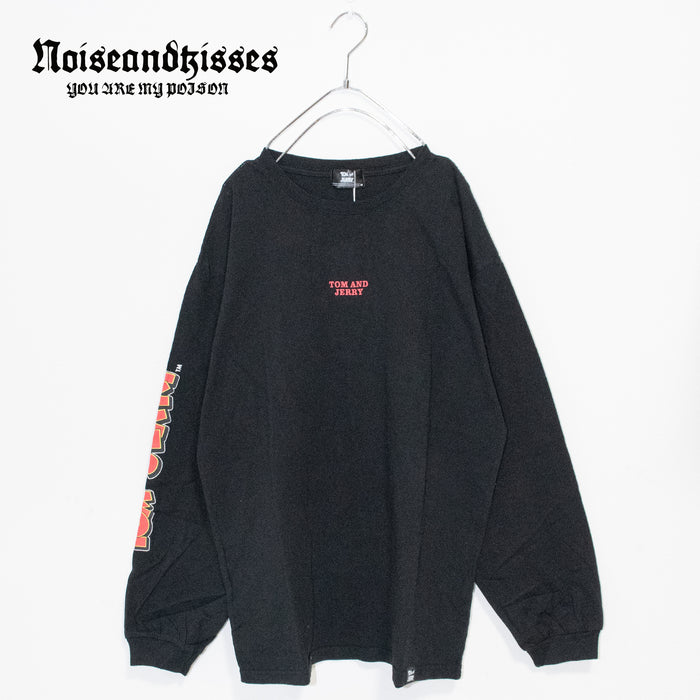 Tom And Jerry Pop L/S T-shirt (2 color)