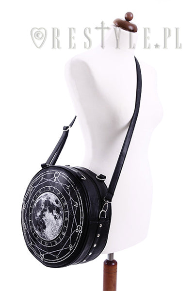 Restyle LUNA ROUND BAG - YOU ARE MY POISON