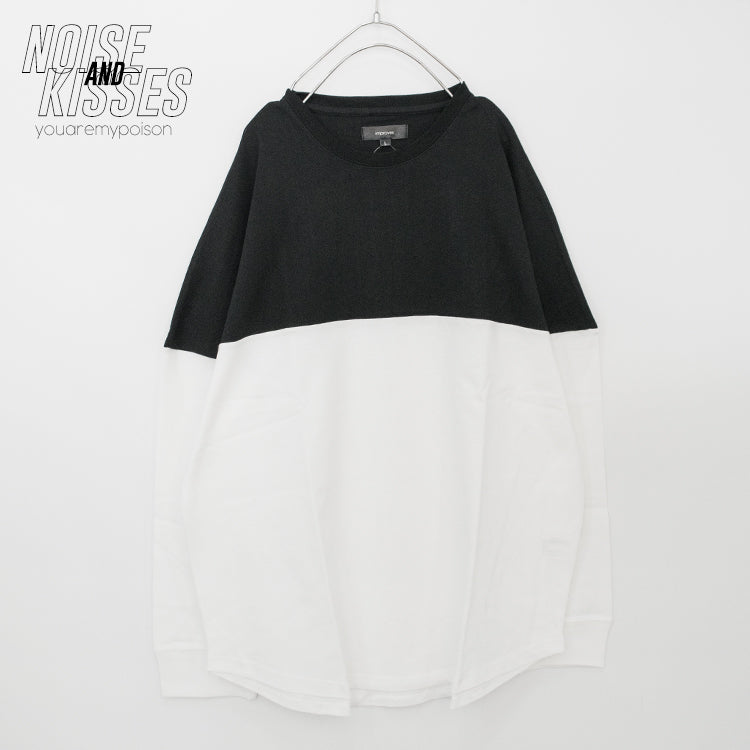 Simple Mens Football L/S Top (2 color)