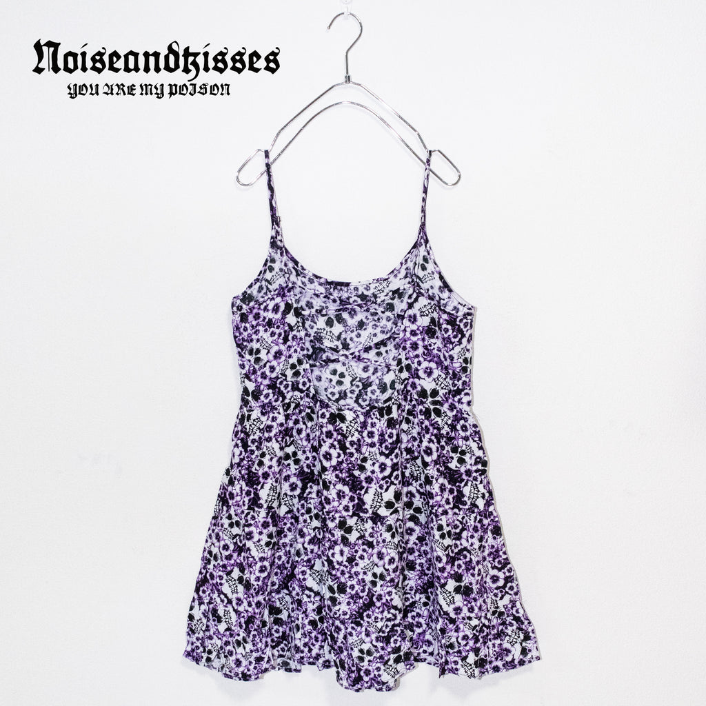 Floral Dress (Purple)