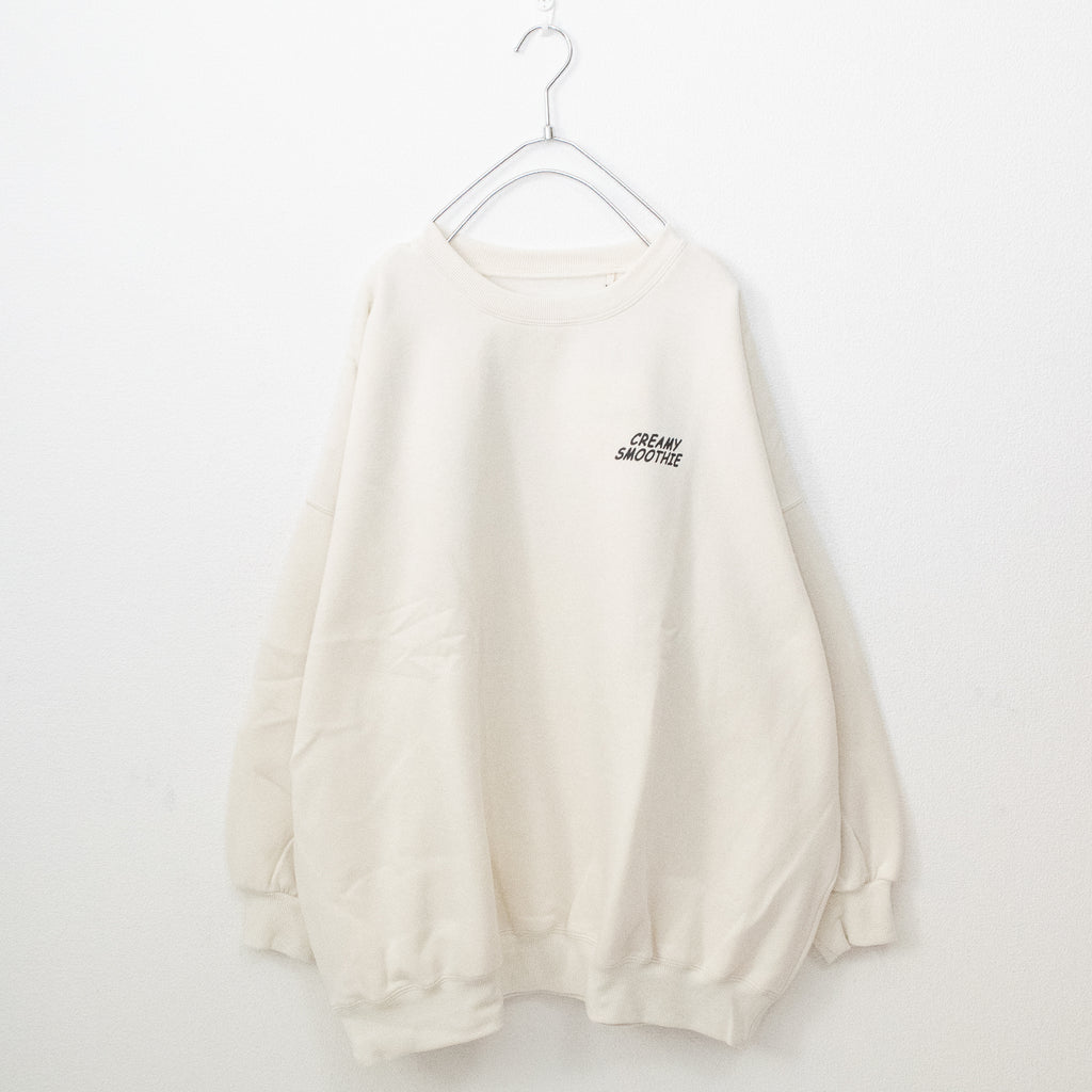 easy as nap CREAMY SMOOTHIE Sweatshirt (2 color)