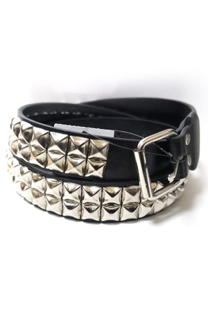 ACDC RAG Silver Studs Belt (3 Styles)
