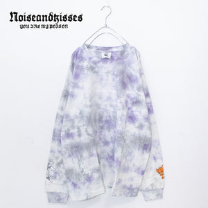 Tom And Jerry Tie-Die L/S T-shirt (2 color)