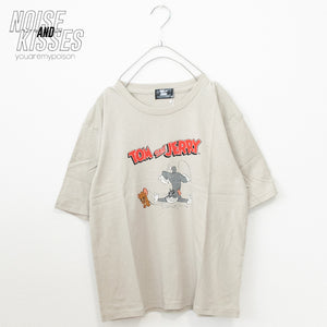 TOM&JERRY Official T-shirt (2 color)