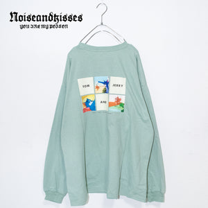 Tom And Jerry L/S T-shirt (3 color)