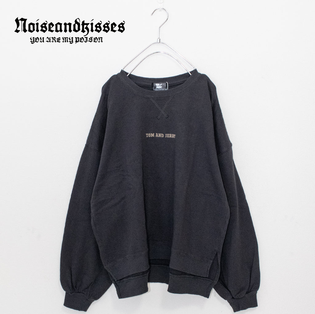 Tom And Jelly Back Photo Sweatshirt (2 color)