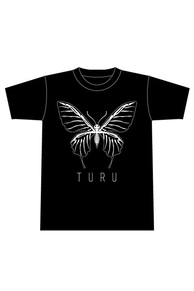 TuRu X-ray Butterfly T-shirt - YOU ARE MY POISON
