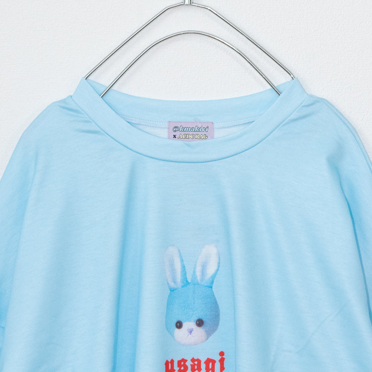 ACDC RAG USAGI-3 L/S T-shirt (Blue)