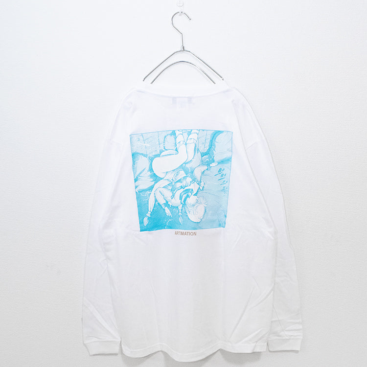 ARTIMATIONx電影少女(Video Girl Ai) FIRST SCENE L/S T-shirt (2 color)