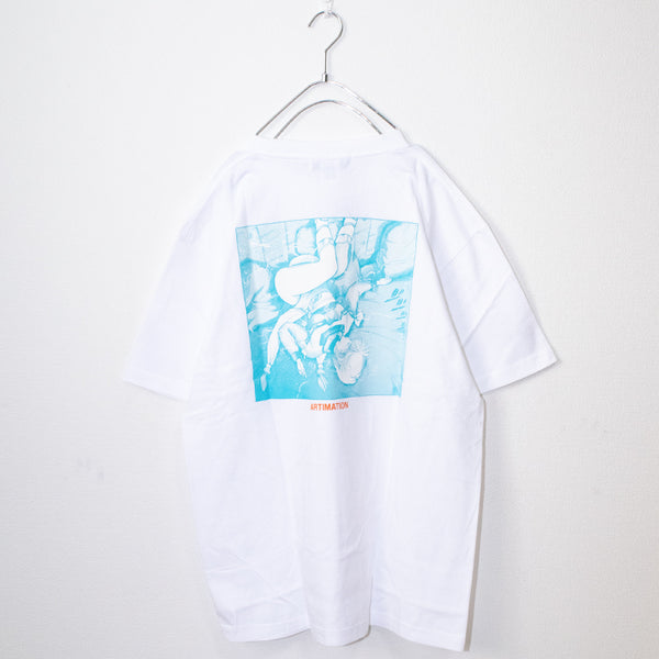 ARTIMATIONx VIDEO GIRL AI FIRST SCENE S/S T-shirt (2 color)
