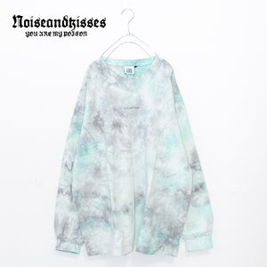 VISION STREET WEAR Tie-Dye L/S T-shirt (2 color)