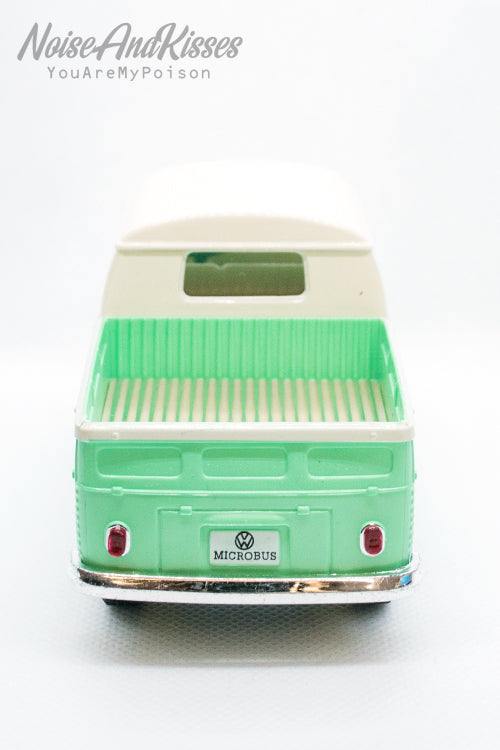 Volkswagen Pastel Mini Bus Toy Car (4 color)