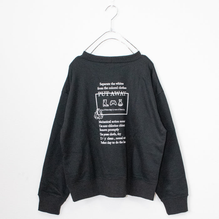 Logo Icon L/S Sweatshirt (2 color)