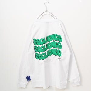 Sequence Logo L/S T-shirt (3 color)