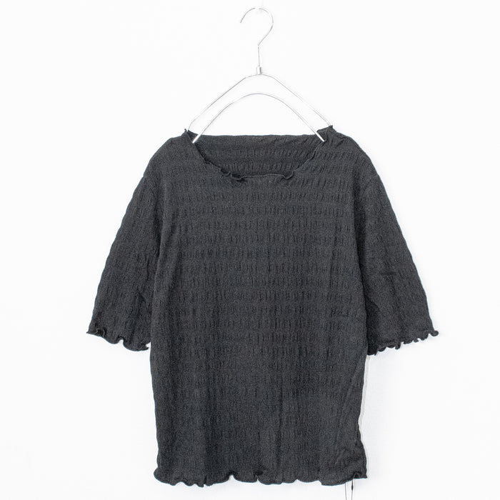 Brown&Street Shirring S/S Top (2 color)