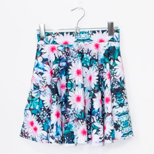 XTS Original Spandex Skirt (Flowers)