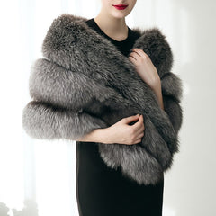 Faux Fur Luxury Wrap