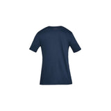 UNDER ARMOUR MEN'S (SPORTSTYLE LOGO NAVY) (1329590-408) T-SHIRT