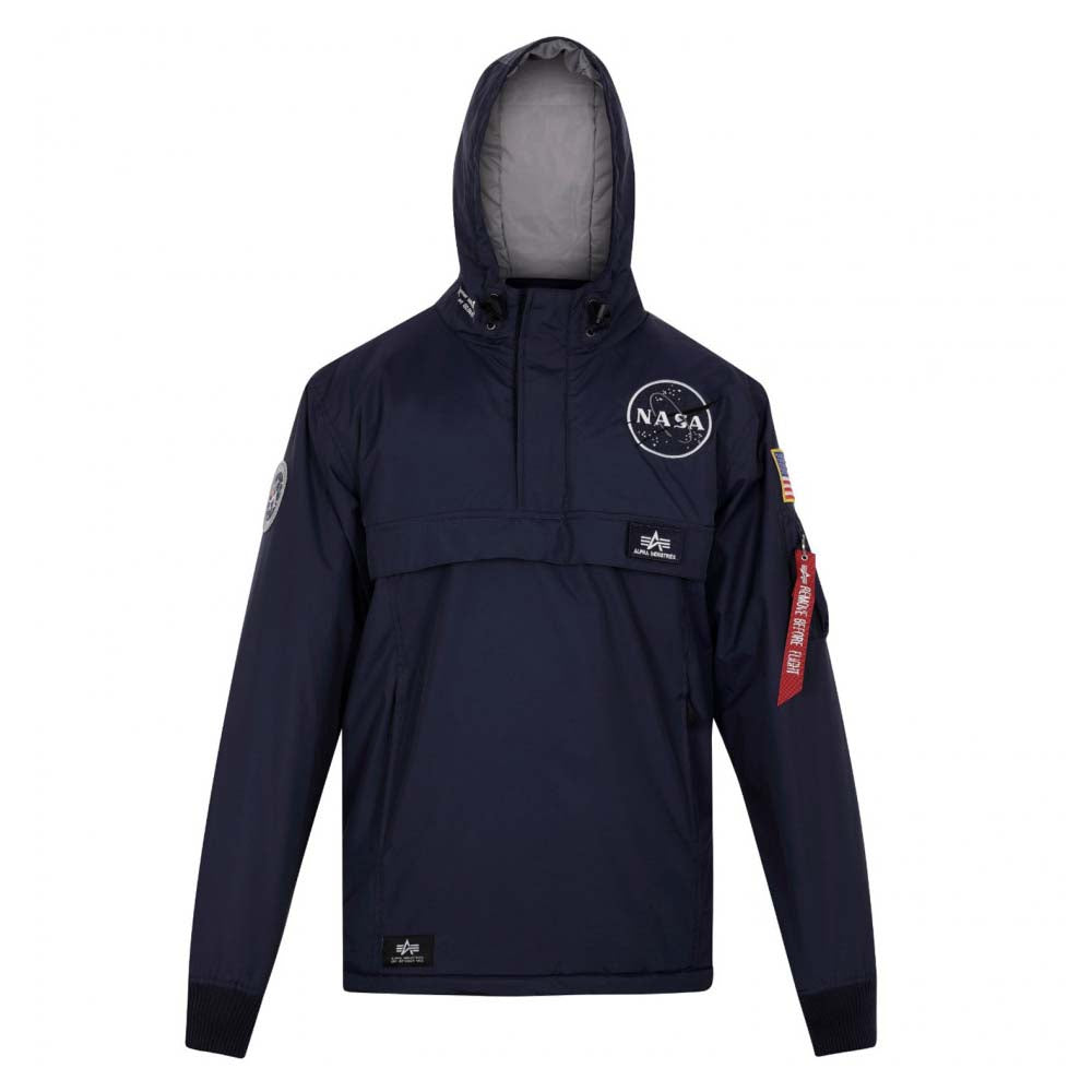 ALPHA INDUSTRIES MENS (188133) (NASA ANORAK) JACKET