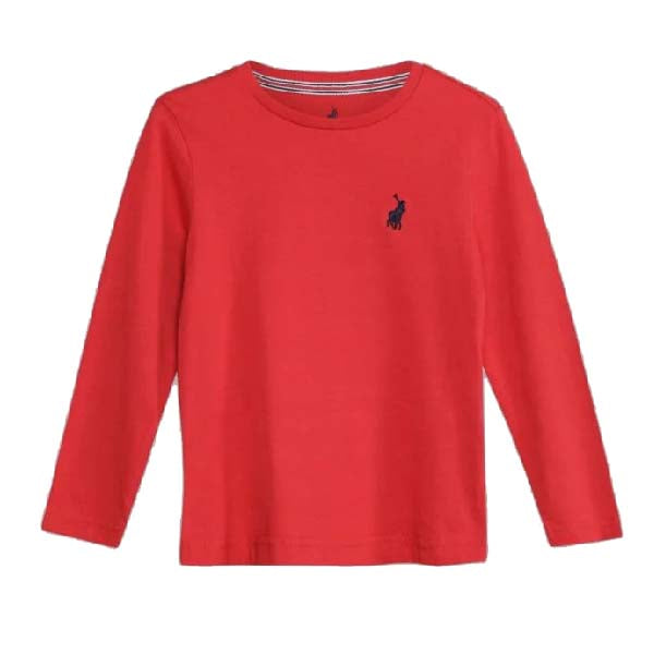 POLO LITTLE BOYS (ASHTON LONG SLEEVE) T-SHIRT