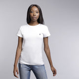 POLO WOMENS (P6002025110100431) (ALLIE) (CREW NECK) T-SHIRT