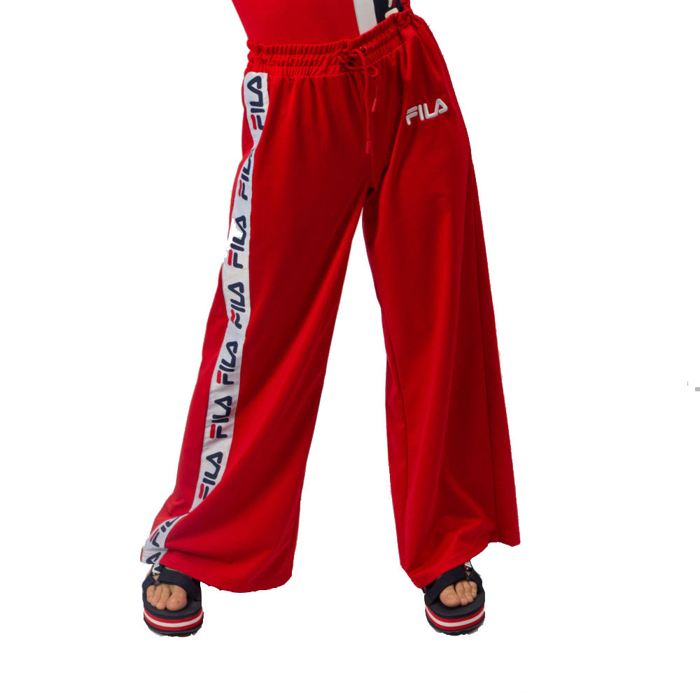 FILA WOMENS (PEA) TRACK PANTS