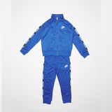 NIKE LITTLE BOYS (TAPING TRICOT) TRACKSUIT