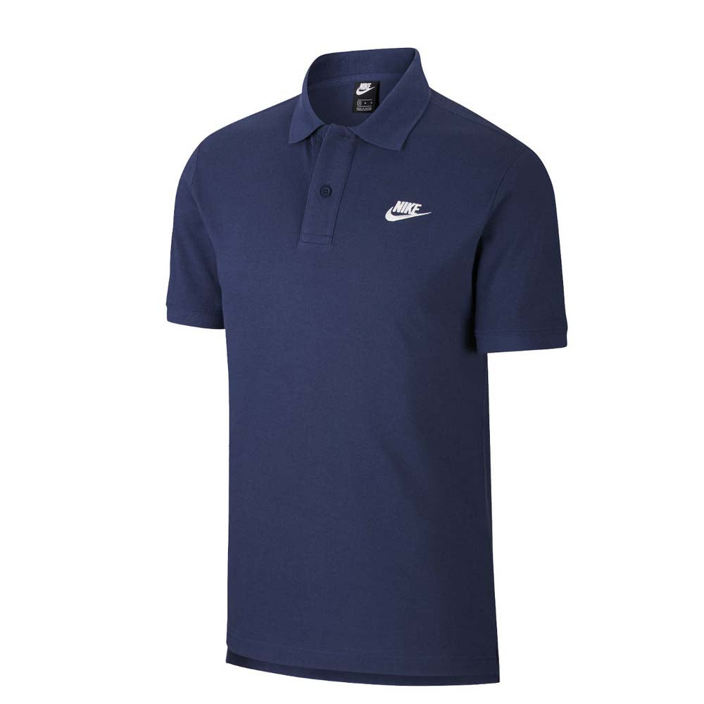 NIKE MEN'S (CJ4456-410) (NSW) (MATCHUP) POLO