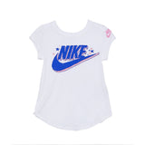NIKE LITTLE GIRLS (NKG FUTURA MARKER SCOOP) TEE