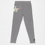 NIKE LITTLE GIRLS (G044) NSW LEGGING GREY LEGGING