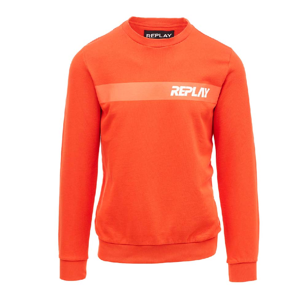 MENS REPLAY (M3087 2239OP S) SWEATSHIRT