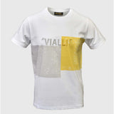 VIALLI MEN'S (VJ20SM49) (TEND) T-SHIRT