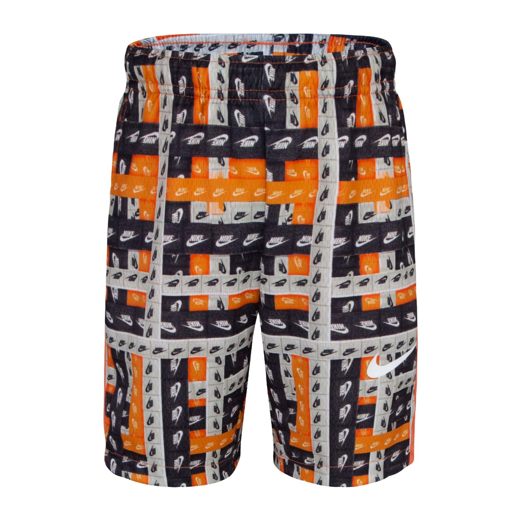 NIKE LITTLE BOYS (DRY AOP) SHORTS