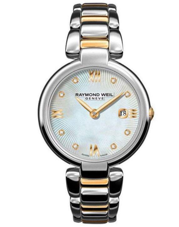 RAYMOND WEIL WOMEN'S (1600-STP-00995) (SHINE) WATCH