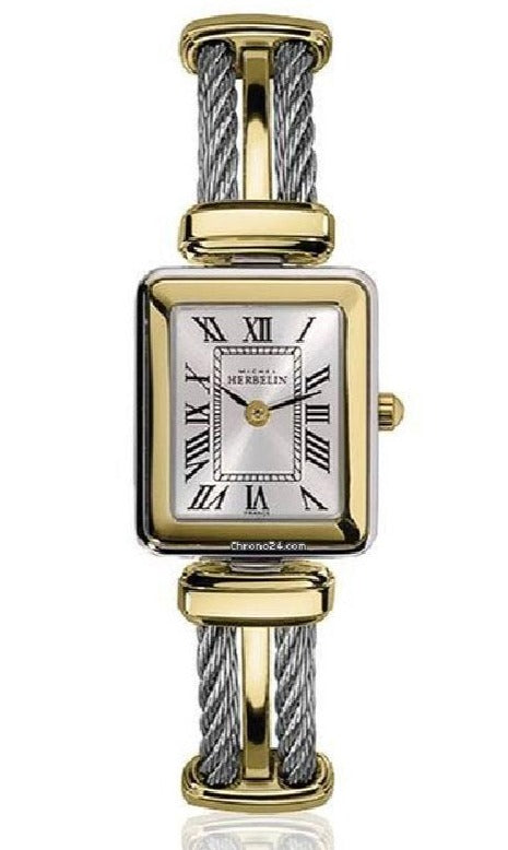 MICHEL HERBELIN WOMEN'S (CABLE) (17114/BT01) WATCH