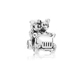 PANDORA (DISNEY MICKEY & MINNIE CAR SILVER) CHARM