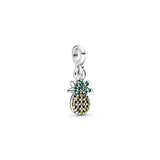 PANDORA (MY PINEAPPLE) DANGLE CHARM