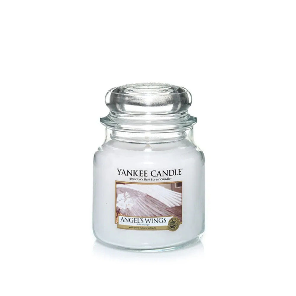 YANKEE CANDLE (ANGELS WINGS) CANDLE
