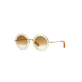 CHLOE (TALLY SHELL) (CE147/S) (834) SUNGLASSES