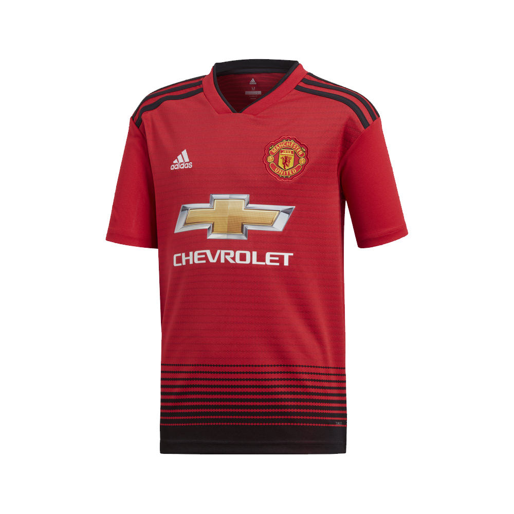 ADIDAS BOYS (MANCHESTER UNITED HOME) (CG0048) JERSEY